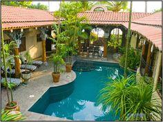 Villa Encantada Villa, Jaco, Costa Rica, Paradise, Ocean, Vacation, Luxury, Places, Outdoor Decor