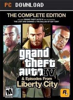 While we wait for GTA V to be launched, what about getting Grand Theft Auto IV - Complete Edition for only € 7.99 ?