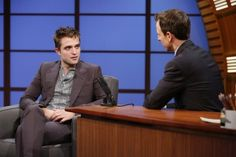 Rob on Late Night with Seth Myers, 6-17-14 (23)