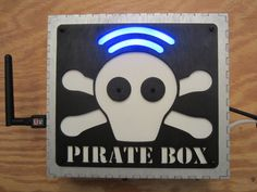 Picture of Raspberry Pi PirateBox