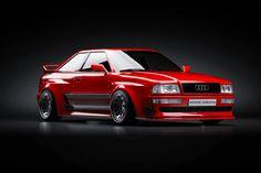 Body kit for audi 90 coupe - AudiWorld Forums Bugatti, Audi S2, Allroad Audi, Audi Sport, Audi Cars, Sweet Cars, Rally Car, Car Car, Modified Cars