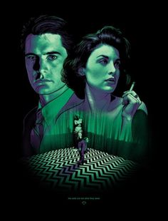 Are you excited for the return of Twin Peaks? We sure are!... #Spoke_Art #Arsetculture #Arts