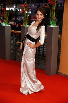 Pin for Later: Das war die 65. Berlinale - seht hier die besten Bilder! Tag 1 Ruby O. Fee