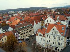 Home town of the Pied Piper Hameln, Germany