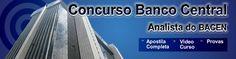 Curso direcionado ao cargo de Analista do Bacen. Vídeo Curso e Apostila Analista Concurso Banco Central.  Vídeo Curso e Apostila Concurso Analista Banco Central.   http://www.concursobacen.com.br/products-page/