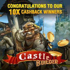 Congratulations to our 10 cashback winners:  B.B, E.H, L.L, A.Y, E.D, O.S, K.H, W.H, S.G, C.J.