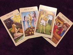 My 1986 Mythic Tarot deck