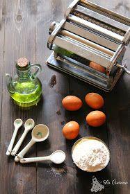 LA CUINERA: ¡Cómo hacer pasta fresca en casa! Fresco, Relleno, Kitchen, Recipes, Food, How To Make Noodles, Noodle, Breads, Chicken Wings