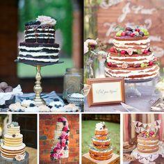 Betty & Co.: Nahé svatební dorty