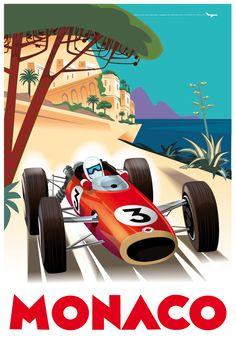 Richard Zielenkiewicz: Monaco