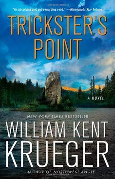 Trickster's Point (Cork O'Connor) by William Kent Krueger http://www.amazon.com/dp/1451645716/ref=cm_sw_r_pi_dp_0I9xvb0NWRNVJ