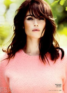 love her haircut, thinking of trying this next time--gemma arterton pictures from InStyle Magazine