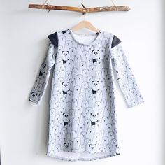 Платье Wings Panda+Bear