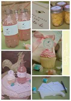 Baby shower ideas. Helpful hints for the mom to be....could serve pink foods ...n blue foods....very cute