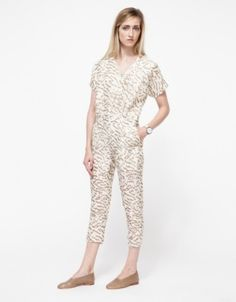 Objects Without Meaning / Mai Jumpsuit, pair this with chunky heels for your next night out.