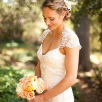 Évanouie: Sarah & Nils: Un mariage orange remplis à Ojai