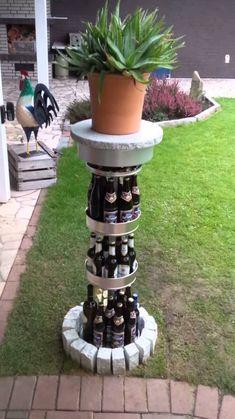 Erdkühlschrank Bierkühlschrank hidden beer fridge