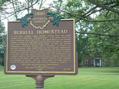 Burrell Homestead