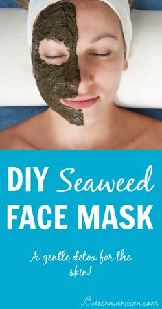 Seaweed face masks and spa treatments can be very spendy, but did you know you can do your own at home? This is a very easy recipe that uses a seaweed called bladderwrack that is very high in minerals, particularly iodine and vitamin C. I love this face mask because it helps your epidermis detoxify...Read More »