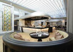 Commercial Interiors. Park Hyatt Vienna.