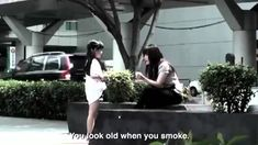 Kids ask for light in 'best ever' anti-smoking ad