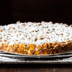 Carol Field's Panforte Recipe on Whiskey Cake, Torte Recipe, Baked Alaska, Raw Almonds, Italian Desserts, Specialty Cakes, Chef Recipes, Food 52, Let Them Eat Cake