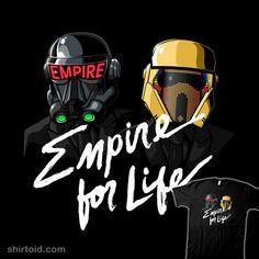 Empire For Life #daftpunk #film #movie #music #rebelart #scifi #starwars #stormtrooper