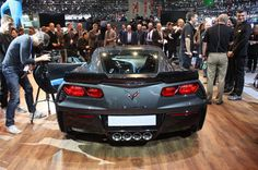 Chevrolet has unveiled the 2017 Corvette GS in Geneva, and it sits between the base Stingray and the fire-breathing forced-induction Z06.