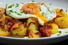 V kuchyni vždy otevřeno ...: Tyrolské Gröstle