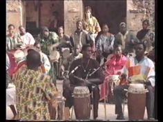 La musique africaine est d'une diversité inexplicable