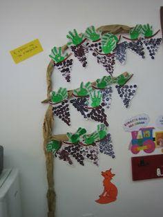 Johannes 15:1 - 8: De wijnstok en de ranken