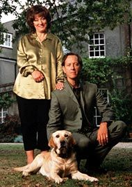 Posh Nosh - The Honourable Simon and Minty Marchmont (my FAVORITE show)
