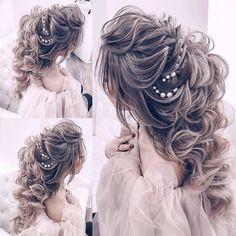 Прически и Макияж N1 Москва LA (@elstile) • Фото и видео в Instagram Hairstyles Haircuts, Wedding Hairstyles, Easy Summer Hairstyles, Face And Body, Hair Inspiration, Summertime, Hair Cuts, Hair Color, Super Cute