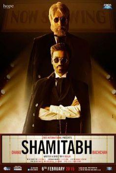 Shamitabh (2015) filmini 720p kalitede full hd türkçe ve ingilizce altyazılı izle. http://tafdi.com/titles/show/1880-shamitabh.html