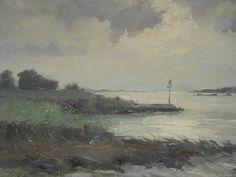 Rivier bij Dordrecht, Steven Hendrik Wijnhoven - 80279.plugin (1024×768)