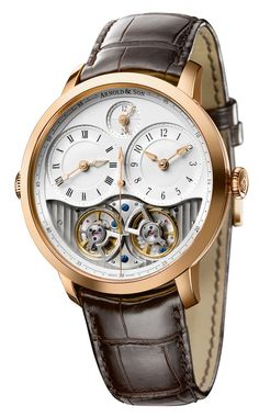 The Arnold & Son DBS and DBG Watches