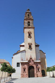 Torre del Convento de Santa Clara, Santiponce. Sevilla.
