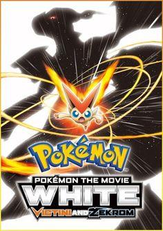 Pokemon the Movie: White - Victini and Zekrom (2011)