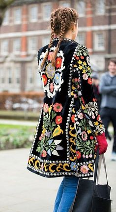 Get inspired for fall with these gorgeous street style inspiration shots