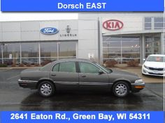 Used 2002 Buick Park Avenue For Sale | Green Bay WI
