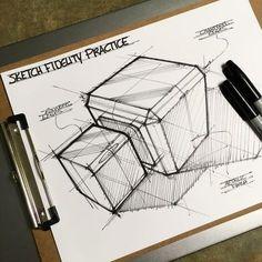 Sketchbook by Kelly Custer at Coroflot.com