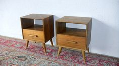 midcentury bedside - Google Search