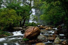 The Rock - location : Klong-Lan waterfall, Thailand