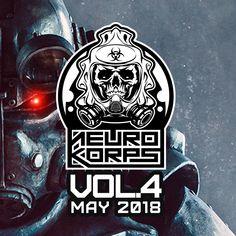 NeuroKorps Mix Vol. 4 Neurofunk to Crossbreed May 2018