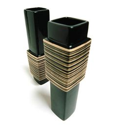 Scabetti | Collections | Barcode Vase    #Barcode #Vase