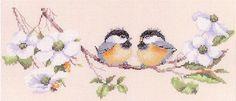 Blossom Buddies, Cross Stitch Pattern by Heritage Crafts