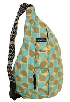 KAVU Rope Bag-- WANT ONE OF THESE