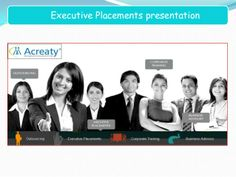 Recruitment & Placement Services include Executive Placements India, Top Management Hiring, Recruitment Process Outsourcing (RPO), Bulk Hiring, & Field Sourcing.