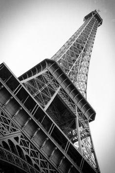 Eiffel Tower #eiffel #tower #torre #paris #france #francia
