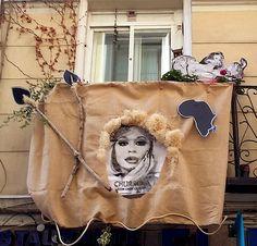 Es Madrid no Madriz: En el Balcón